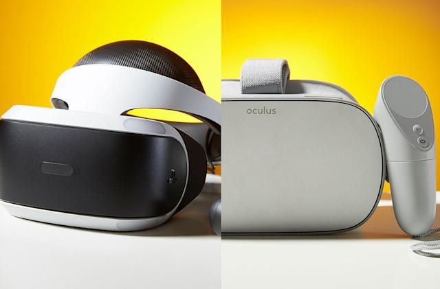 The VR headsets (and games) that we recommend to students