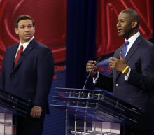 In Florida race, climate change divides DeSantis and Gillum