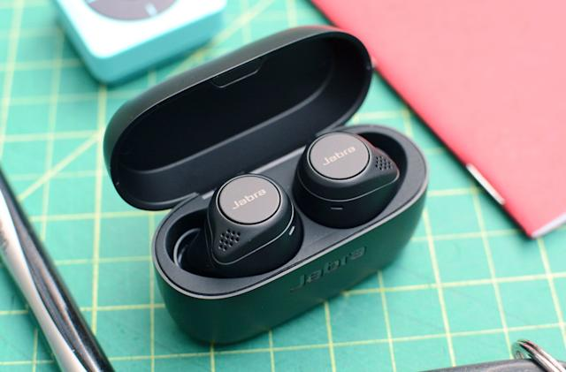 Jabra's Elite 75t wireless earbuds hit new all-time low of $120