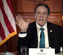 New York Gov. Andrew Cuomo criticized for failing to cede control of sexual harassment probe