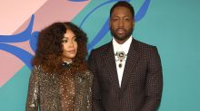 Gabrielle Union Tears Up After Husband Dwyane Wade Dedicates Season to School Shooting Victim