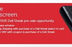Dell to offer Streak pre-sale with 99 cent Bluetooth headset deal