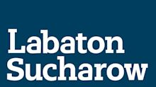 ATVI ALERT - Nationally Ranked Shareholder Rights Firm Labaton Sucharow is Investigating Activision Blizzard, Inc. (NASDAQ:ATVI) for Potential Securities Violations and Breach of Fiduciary Duty
