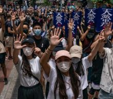 Official: U.S. might sanction China over Hong Kong security law