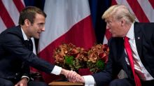France's Macron to address US Congress in April