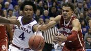 Graham, Jayhawks dominate Young, Sooners