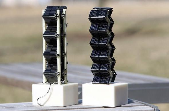 MIT's 3D solar cells take cubism to new energy efficient heights
