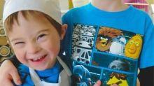 """""""El síndrome de Down es lo mejor que me ha pasado en la vida"""", asegura el padre de un niño que lo padece"""