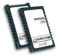 pureSilicon's rugged Renegade SSD touts hardware-based encryption