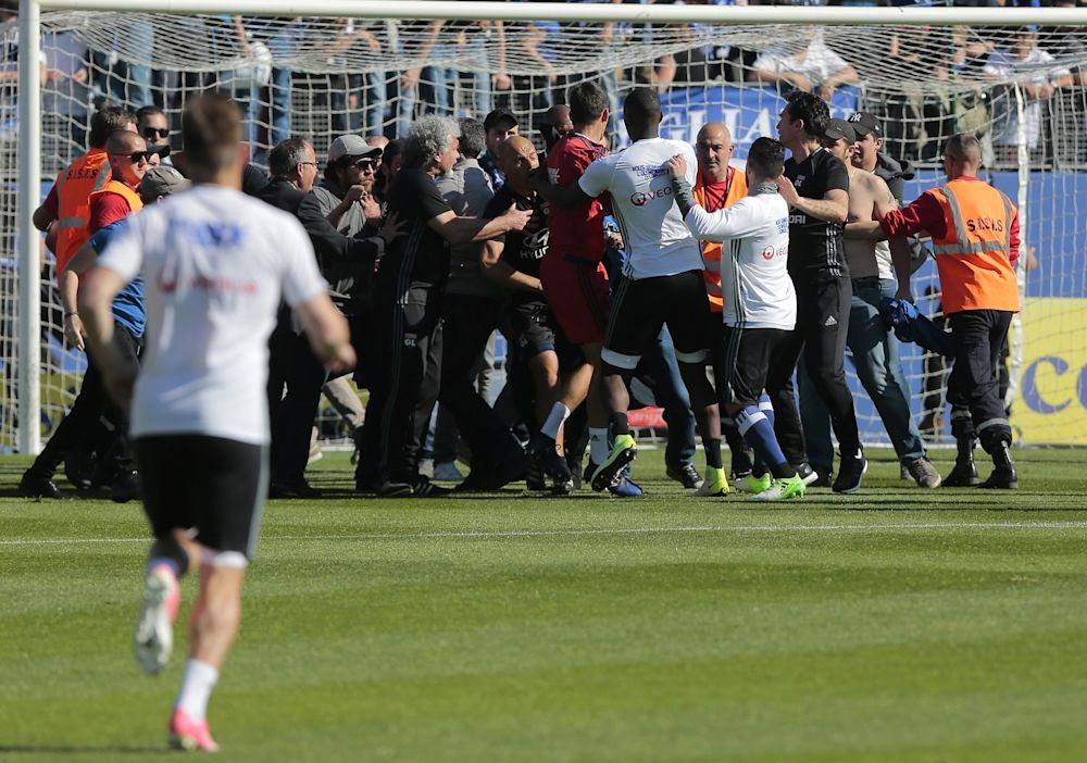 Incidents Bastia-OL: Geronimi et Leca espèrent la clémence de la commission de discipline