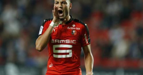 Foot - L1 - Rennes - Rennes : Ramy Bensebaini et Pedro Mendes titulaires à Saint-Étienne