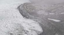 Wissenschaftler: Grönländischer Eisschild schmilzt derzeit massiv