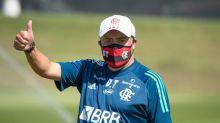 Estreia de Dome completa um mês e técnico tem aproveitamento superior ao de Mister em início no Flamengo