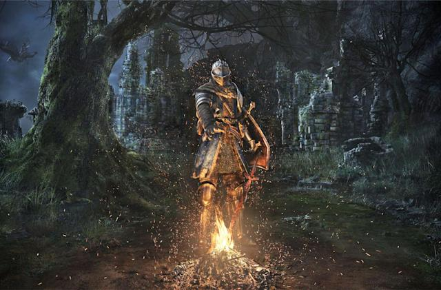 'Dark Souls' and 'Mario Tennis' join Switch's 2018 lineup