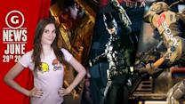 Batman: Arkham Knight Outsells Witcher 3 & New Star Wars Game Info! - GS Daily News