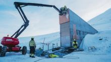 Newly waterproofed Arctic seed vault hits 1m samples