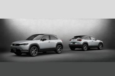 不再是傳聞,Mazda終於鬆口2022年美國將導入MX-30增程車型