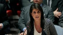 'I Don't Get Confused.' Nikki Haley Fires Back at White House After Russia Sanctions Comment