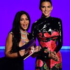 Kim Kardashian Used a Bustle to Make Her Butt Look Extra Big at the Emmys