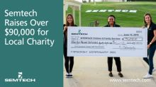 Semtech Raised Over $90,000 for Ventura County Children and Families