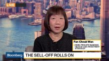 HSBC's Fan Sees 'Interesting Opportunities' in China Stocks Emerging After Selloff