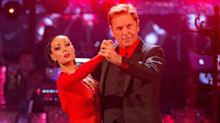 Strictly Come Dancing stars FURIOUS with Brian Conley after discovering his brother works on the show