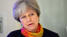 Theresa May: I'm not concerned about Donald Trump's mental stability