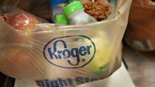 Kroger rings up a beat, Facebook downgraded, Children's Place slashes outlook