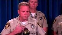 Las Vegas Police Name Suspects in Press Conference on Shootings
