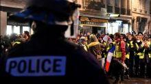 """Weniger Demonstranten bei """"Gelbwesten""""-Protesten in Frankreich"""