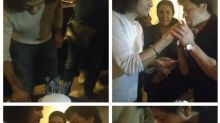 Watch how Shah Rukh Khan made his Jab Harry Met Sejal director - Imtiaz Ali's - birthday special