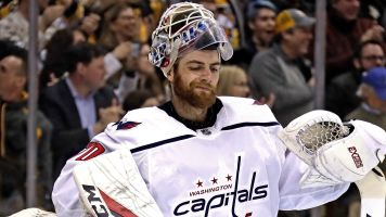 Capitals goalie declines White House invitation