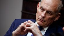 'The president has clearly forgotten how it actually happened': John Kelly defends Mattis