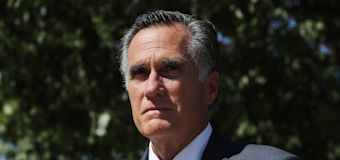 Mitt Romney spurns Trump at ballot box