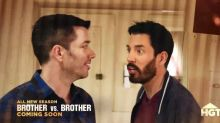 "HGTV's ""Brother vs. Brother"" Will Return in September and Drew Scott Already Has a Huge Advantage"