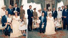 The hidden details you missed in Prince Louis' christening photos
