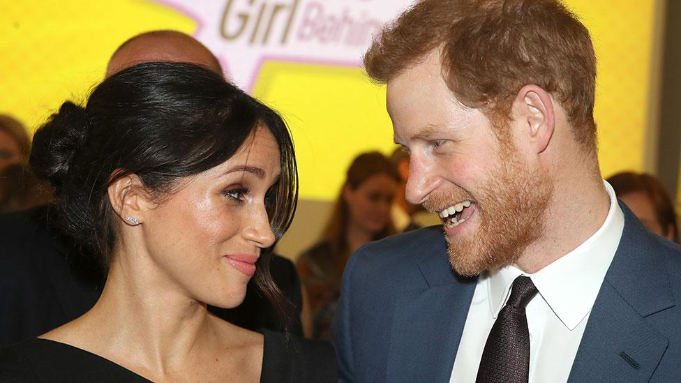 Friends 'stop inviting' Meghan and Harry over because of their PDA