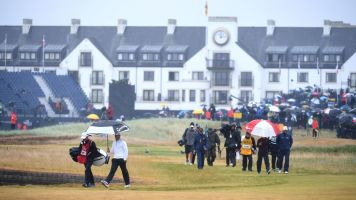While you slept: Day 2 at the British Open