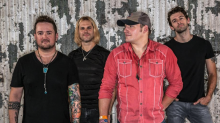 Country band says Facebook prevented promotion of song, 'I Stand for the Flag,' because of 'political content'