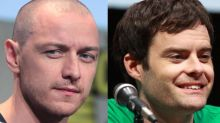 James McAvoy y Bill Hader negocian su participación en IT 2