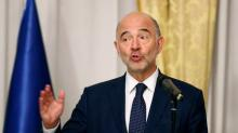 Reassurance from EU's Moscovici lifts Italy's clobbered bond market