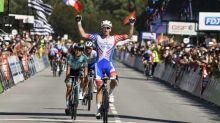 Cyclisme - Arnaud Démare remporte son troisième titre de champion de France