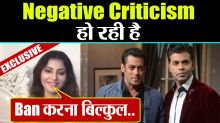 Urvashi Rautela Talks about Banning Films Of Karan Johar, Salman Khan and More