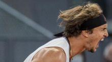 Zverev beats Berrettini to win his 2nd Madrid Open title