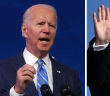 Biden to block Trump's Covid rule change on president's final day in office