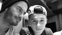 The Only Person Allowed to Make Fun of David Beckham Is His Teenage Son Brooklyn