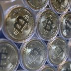 Bitcoin drops below $50,000, dented by rising U.S. tax worries