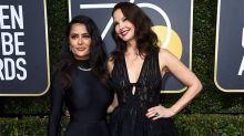 ¿Qué significaba #WhyWeWearBlack, el hashtag viral de las mujeres en los Globos de Oro?