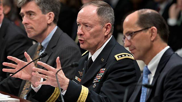 NSA director makes case for data collection