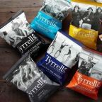 Tyrrells and Kettle Chips on the menu as Hershey and Campbell snap up snack food rivals